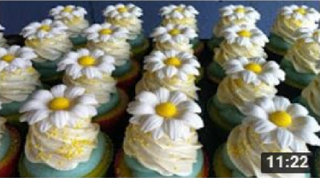 Making Daisy Soapy Cupcakes - Cold Processed