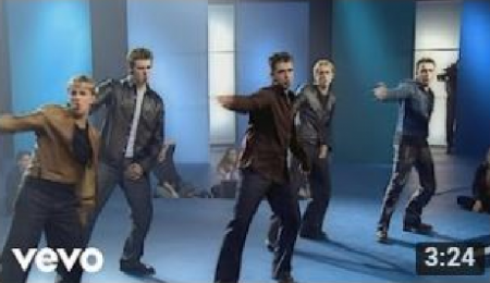 Westlife - I Lay My Love on You (Coast to Coast)