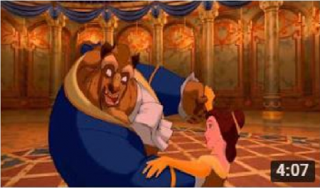 Beauty and the Beast * Tale As Old As Time * Walt Disney