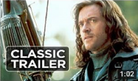 Van Helsing Official Trailer #1 (2004) - Hugh Jackman, Kate Beckinsale