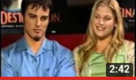 Final Destination * Ali Larter, Kerr Smith and Devon Sawa