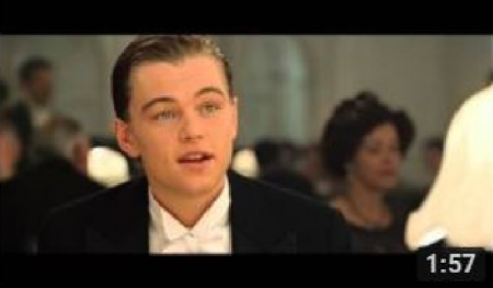 Titanic Trailer ( 1997 )* Kate Winslet and Leonardo Dicaprio