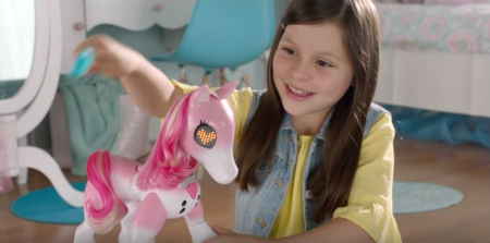 Zoomer Show Pony TV Commercial