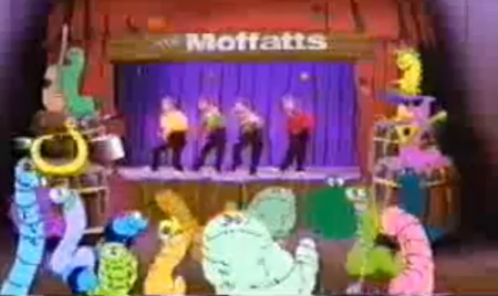 Caterpillar Crawl * The Moffatts