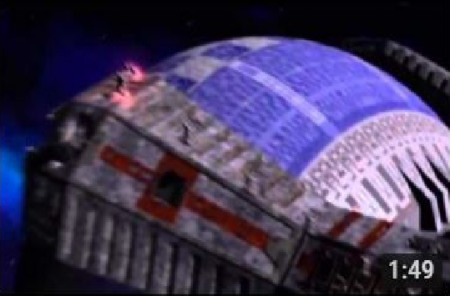 Babylon 5 Prometheus Trailer