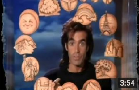 Magic of David Copperfield in your own home