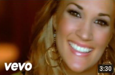 Carrie Underwood * All American Girl