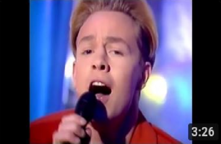 Jason Donovan * When you come back to me  ( 1989 )
