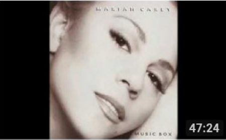 Mariah Carey * Music Box