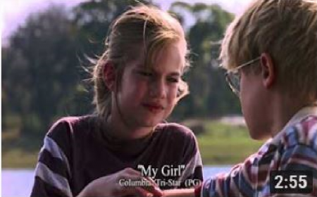 My girl Trailer * Macaulay Culkin