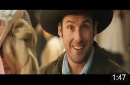Bedtime Stories Trailer * Adam Sandler
