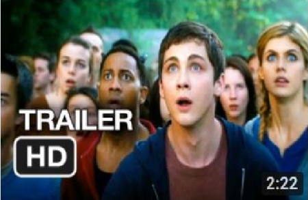 Percy Jackson: Sea of Monsters Official Trailer (2013)