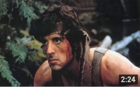 First Blood * John Rambo (1982) Trailer