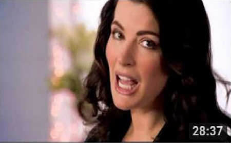 Nigella Express * Everyday Easy {S1E1}