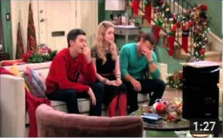 Melissa and Joey * Christmas