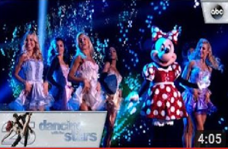 Opening Number * Dancing with the Stars * Disney Nights