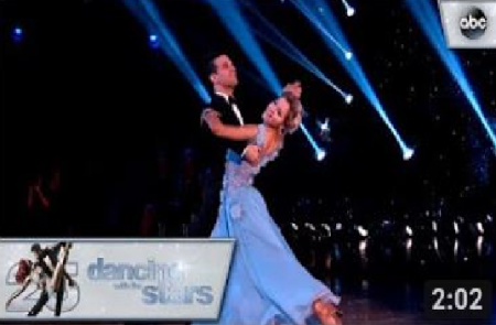 Lindsey and​ Mark's * Foxtrot *Dancing with the Stars * Disney Nights