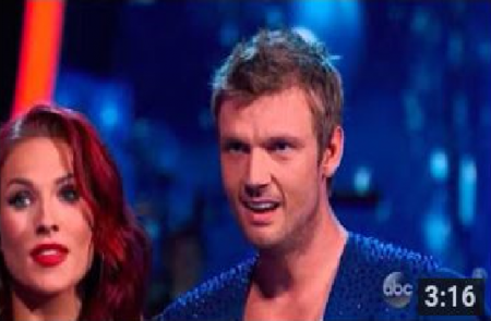 Dancing with the Stars * Nick Carter