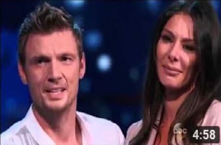 Nick Carter * Dancing With The Stars * Welcome Nick 's first son
