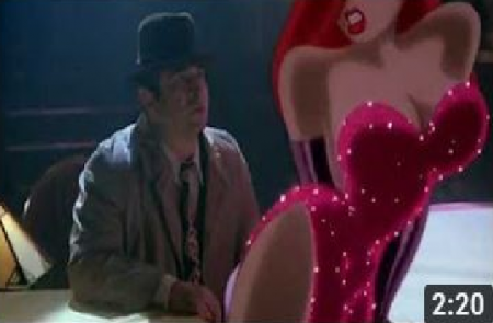 Jessica Rabbit * Why don't you do right