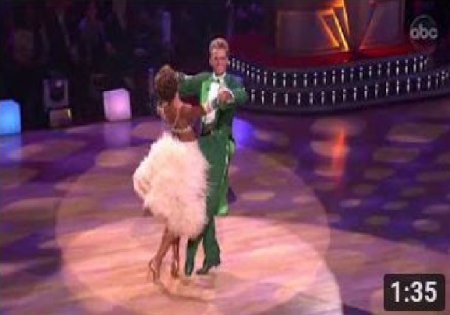 Aaron Carter * Dancing With The Stars * Quickstep