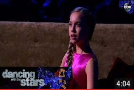 Macy's Performance * Dancing with the Stars