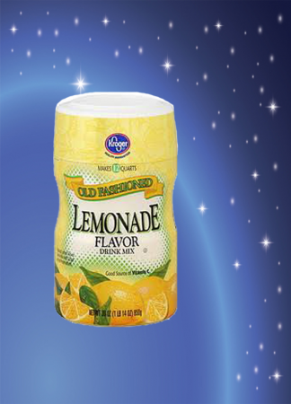 Kroger * Lemonade Juice