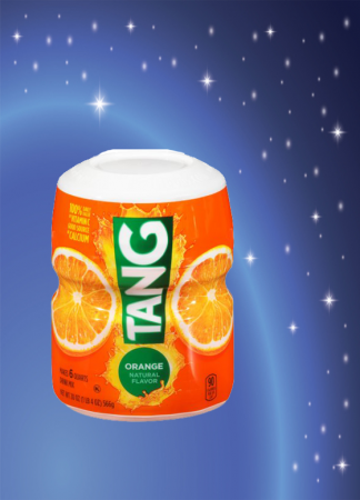 Tang * Orange Juice
