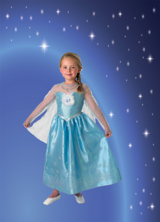 Princess Elsa Dress * Disney * Frozen