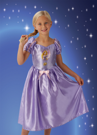 Princess Rapunzel Dress * Disney * Tangled