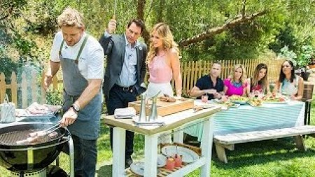 Recipe ✨ Grill Like a Pro with Chef Curtis Stone ✨ Hallmark Channel